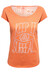 Prana Tandi t-shirt Dames oranje